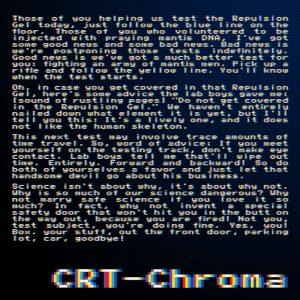CRT Chroma